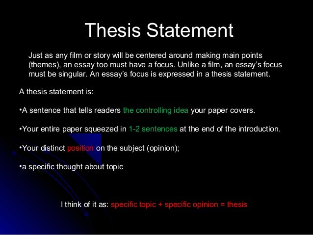 gattaca essay writing power point specific topic specific opinion 27