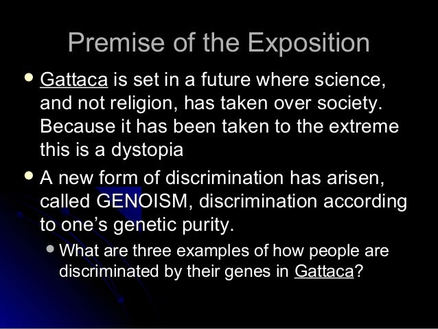 gattaca essay writing power point vincent journeys through the cell to be reborn 5