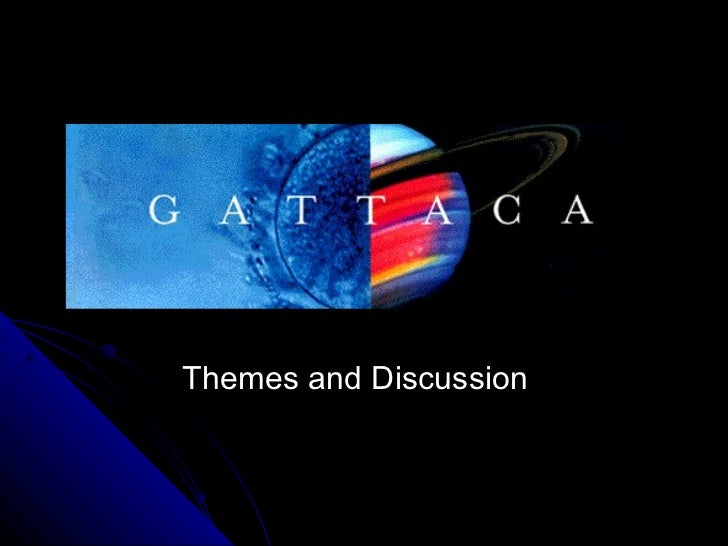 Themes and Discussion