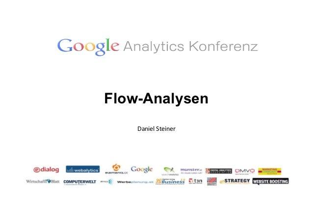 Flow-Analysen    Daniel Steiner