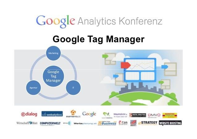 Google Tag Manager           Marketing          Google            Tag          ManagerAgentur                IT