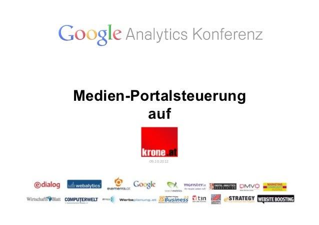 Medien-Portalsteuerung         auf         09.10.2012