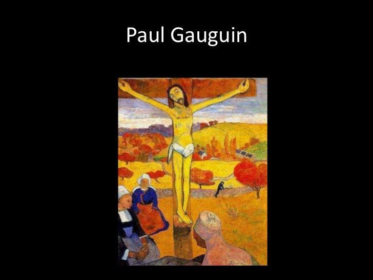 Paul Gauguin<br />