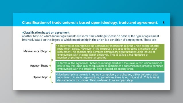 Trade unions 8 platinumwayz
