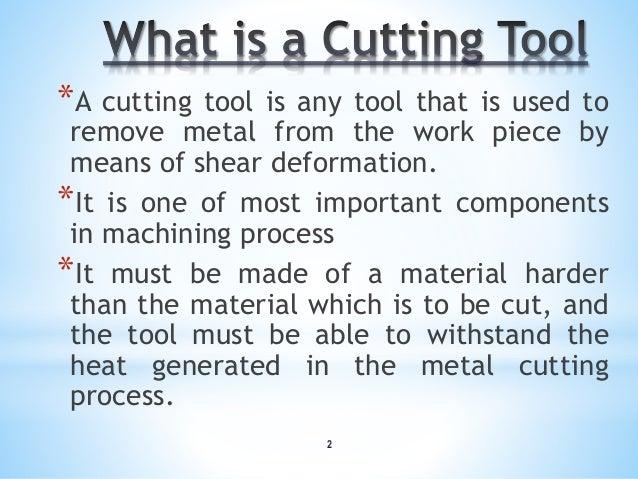 tool geometry by gaurav verma Slide 2