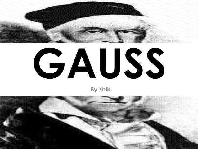 GAUSSBy shlk