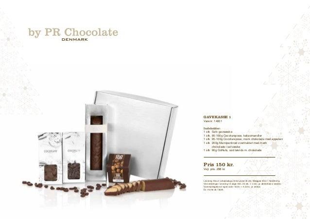 gavekasse 1  Varenr. 14001  Indeholder:  1 stk Sølv gaveæske  1 stk. 95-100g Cocoturepose, kakaomandler  1 stk 95-100g Coc...