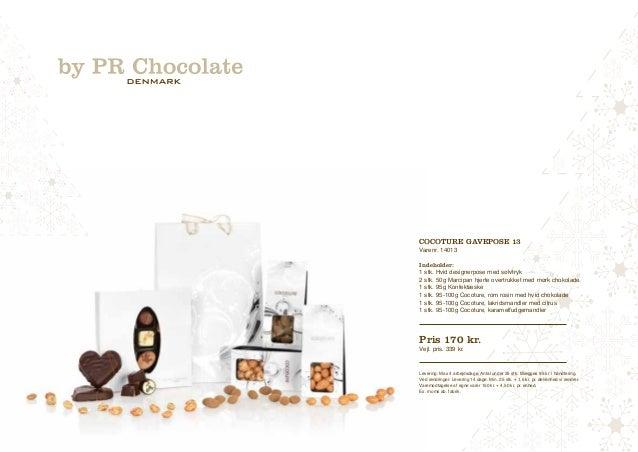 Cocoture Gavepose 13  Varenr. 14013  Indeholder:  1 stk. Hvid designerpose med sølvtryk  2 stk. 50g Marcipan hjerte overtr...