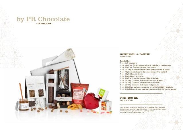 gavekasse 10 - Familie  Varenr. 14010  Indeholder:  1 stk. Sølv gaveæske  1 stk. 44g 2 stk. Choko sticks med mørk chokolad...