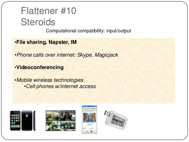 the steroids flattener