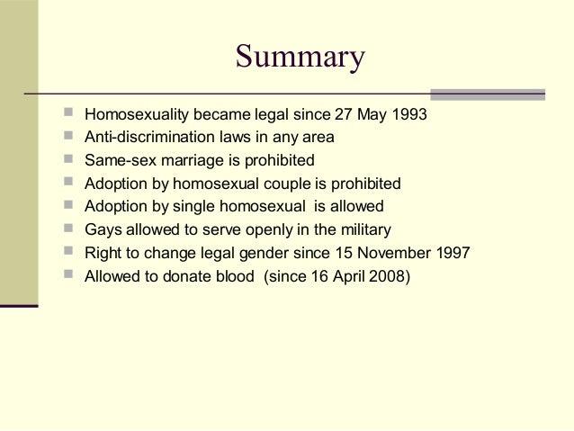 Single parent adoption laws