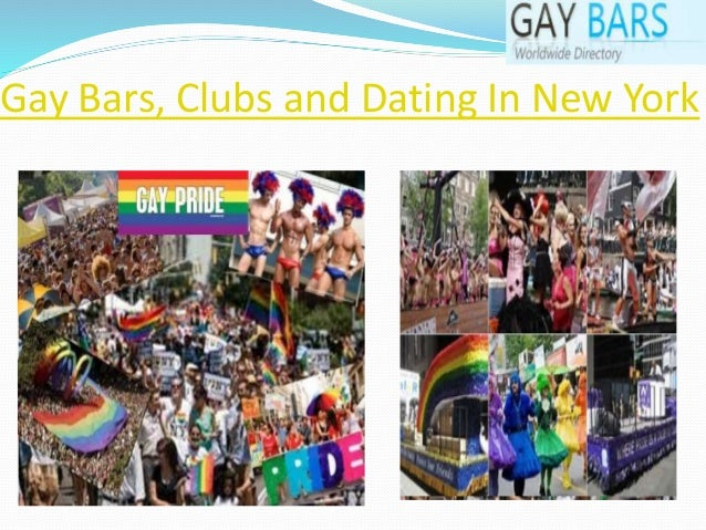 Dating gay clubs
