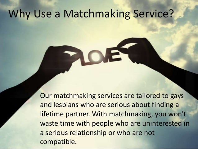 Matchmaking services in atlanta