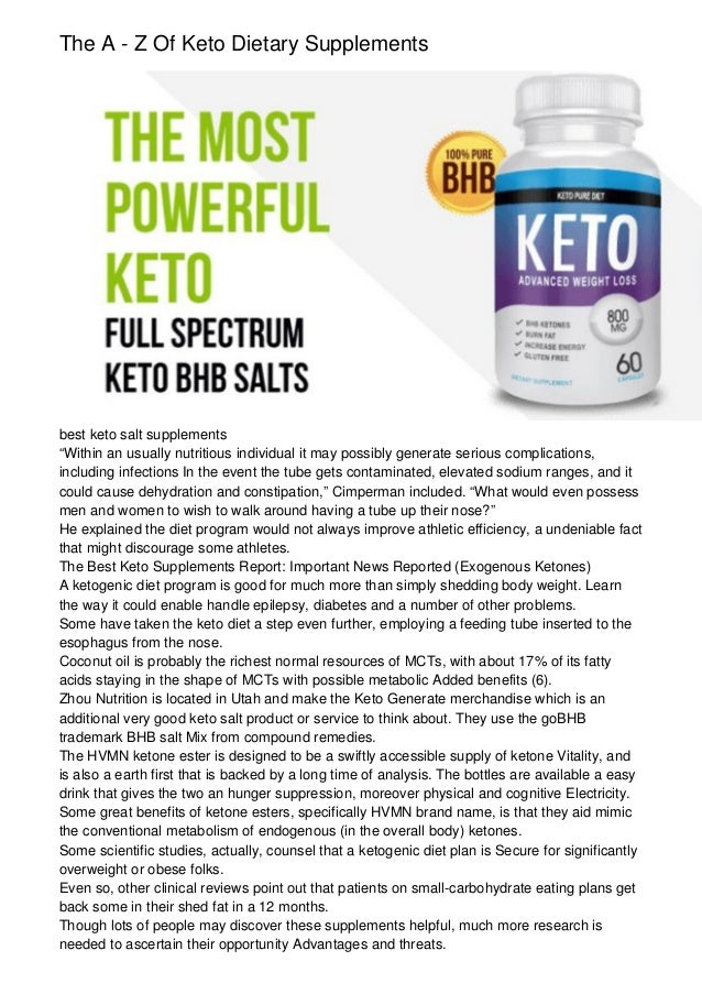 keto pills are they safe