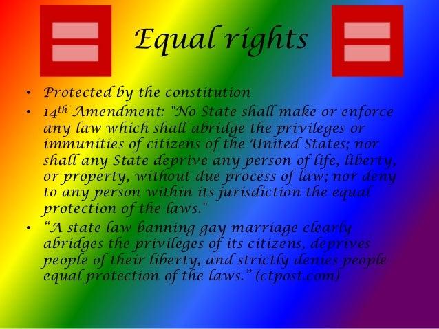 gay rights speech