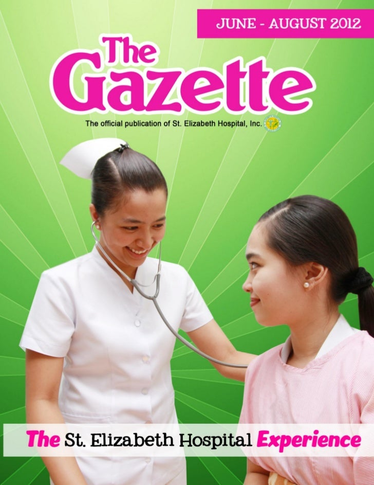 Gazette June-August 2012