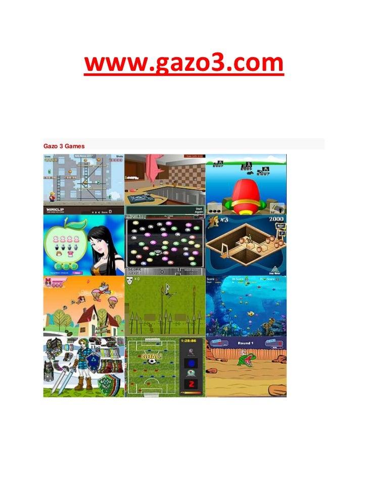 www.gazo3.comGazo 3 Games