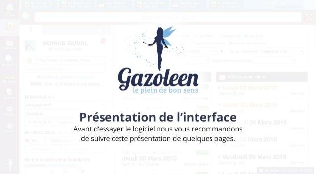 Gazoleen, logiciel d'optimisation de plannings et tournées