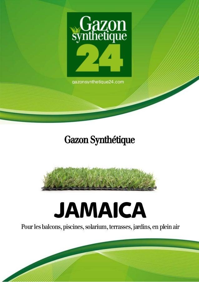 gazonsynthetique24.com Gazon Synthétique Pourlesbalcons,piscines,solarium,terrasses,jardins,enpleinair JAMAICA