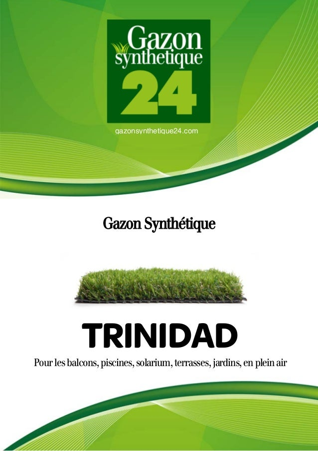 gazonsynthetique24.com Gazon Synthétique Pourlesbalcons,piscines,solarium,terrasses,jardins,enpleinair TRINIDAD