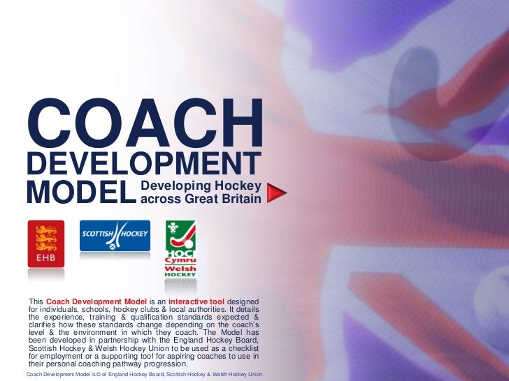 COACHDEVELOPMENTMODEL                                      Developing Hockey                                           acr...