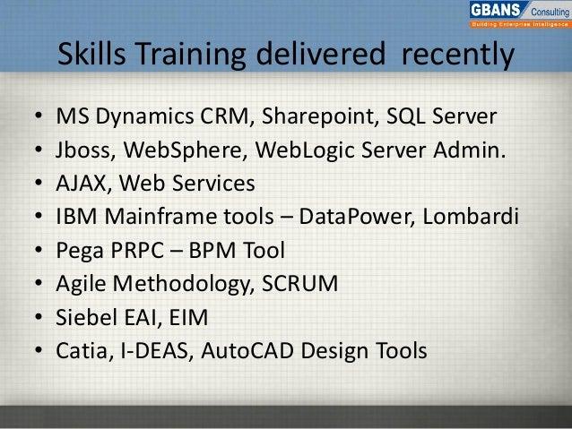 Gbans consulting pvt_ltd Slide 3