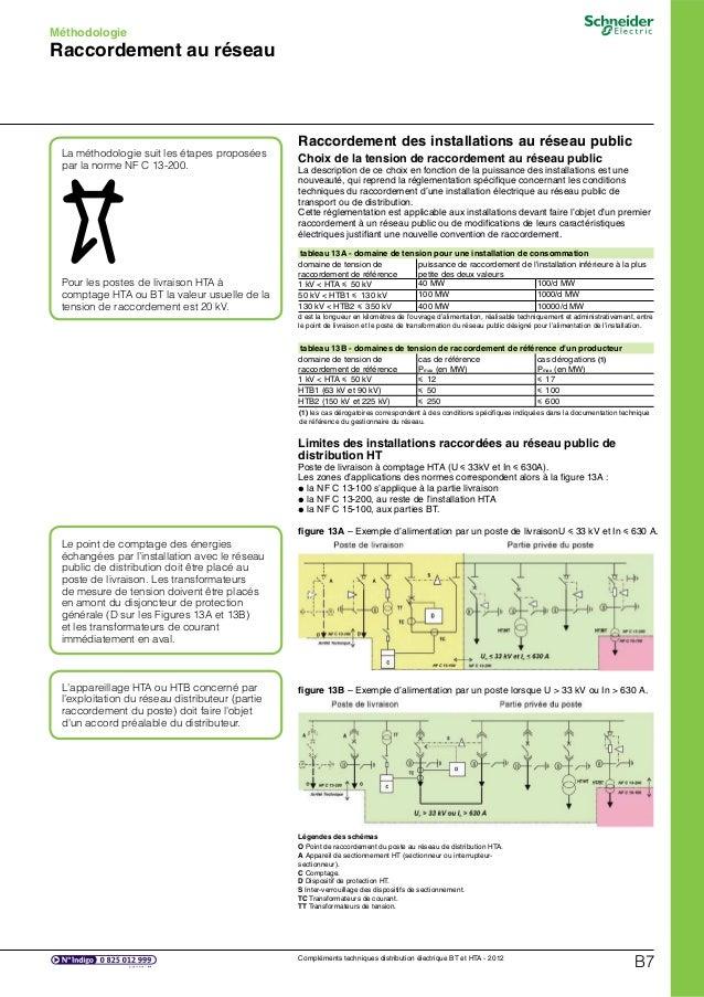 la norme nfc 13-200