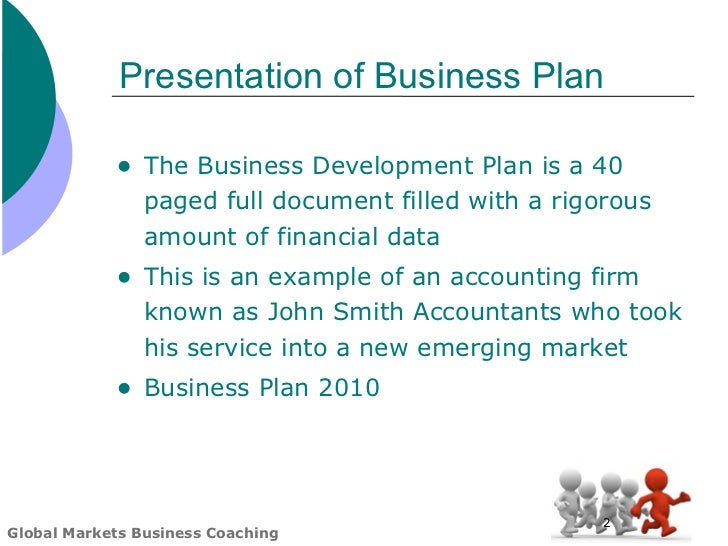 Global markets business plan template business development plan global markets business coaching 2 wajeb Image collections