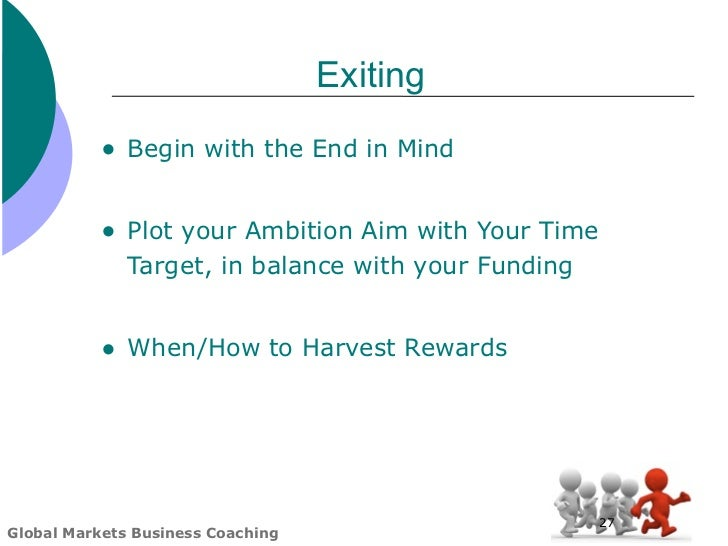 What is your (mini) business harvest strategy?