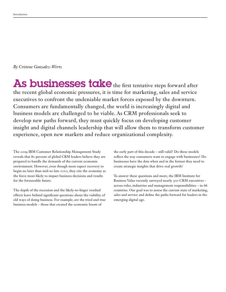 IBM Study: The 4 key challenges that CMOs everywhere are confronting