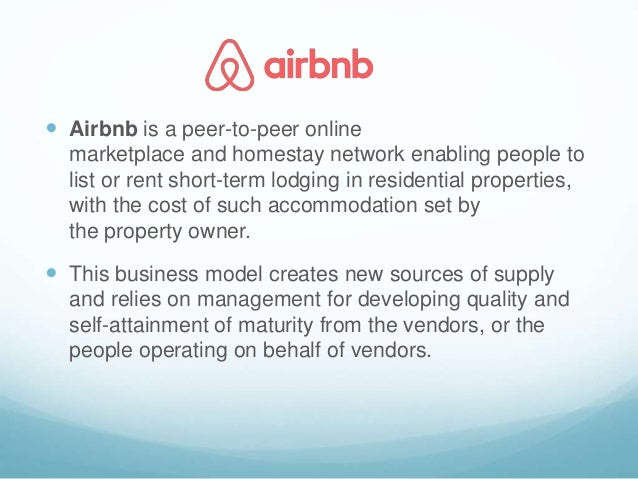 air bnb business analysis The travel revolution - how airbnb become a billion dollar company you can follow me if you want to grab other great resources, articles :.