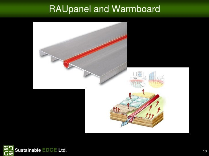 Gbf08 kani mechanical systems for Warmboard cost