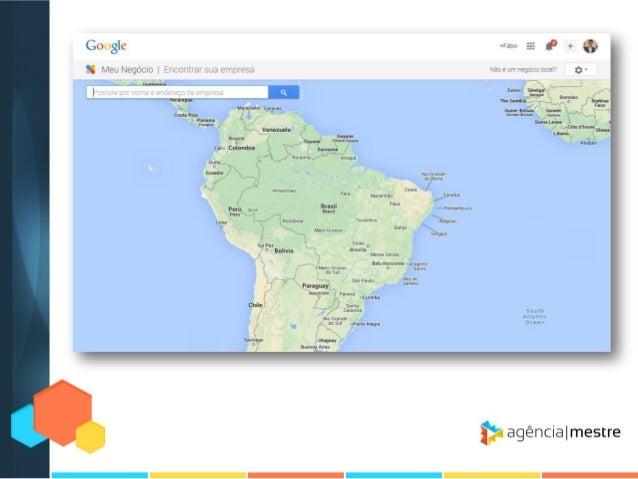 Posicionando o seu site para o Google e para Clientes #GBGSJC