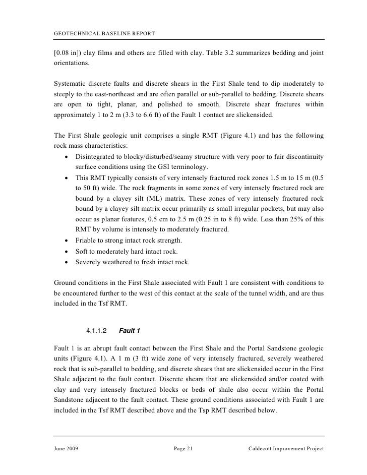 geotechnical baseline report Gbr - geotechnical baseline report looking for abbreviations of gbr it is geotechnical baseline report geotechnical baseline report listed as gbr.