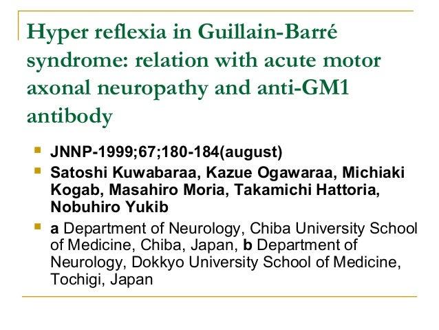 gbs hyperreflexia, Skeleton