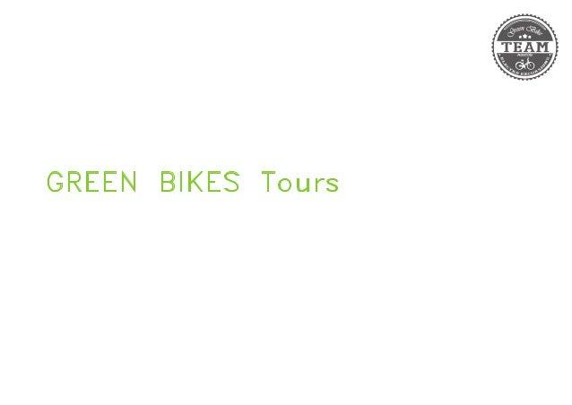 GREEN BIKES Tours
