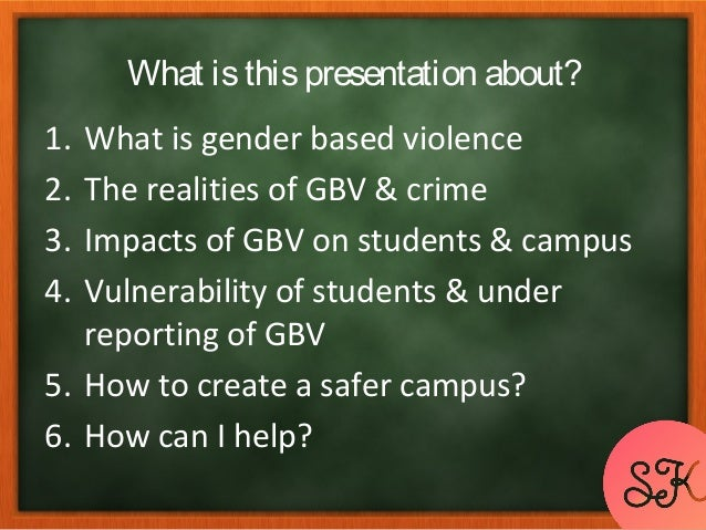 Campus Assaults- Why Universities should strive to prevent ...