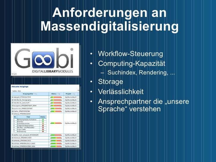 Kooperative Angebote von GBV und GDZ im Bereich Digitalisierung Slide 3