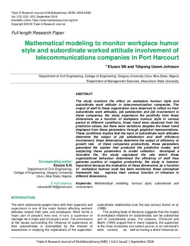 Triple A Research Journal of Multidisciplinary (JMD) | Vol.2 Issue2 | September 2018 Triple A Research Journal of Multidis...