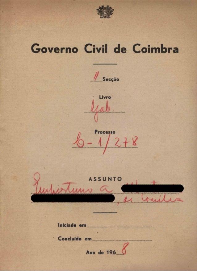 Pedido de empréstimo por ASS - 1958