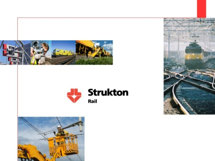 Strukton Rail - Your Lead to Safeand Reliable Railways