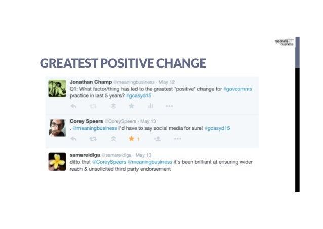 Everything Changes Keynote at #gcasyd15  Slide 3