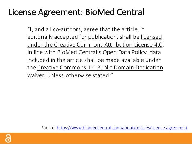 Publishing Agreement: Coll. & Res. Libs. Source: http://bit.ly/CRLagreement