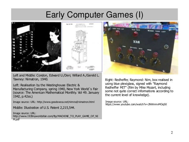 history of desktop computer game titles essaytyper