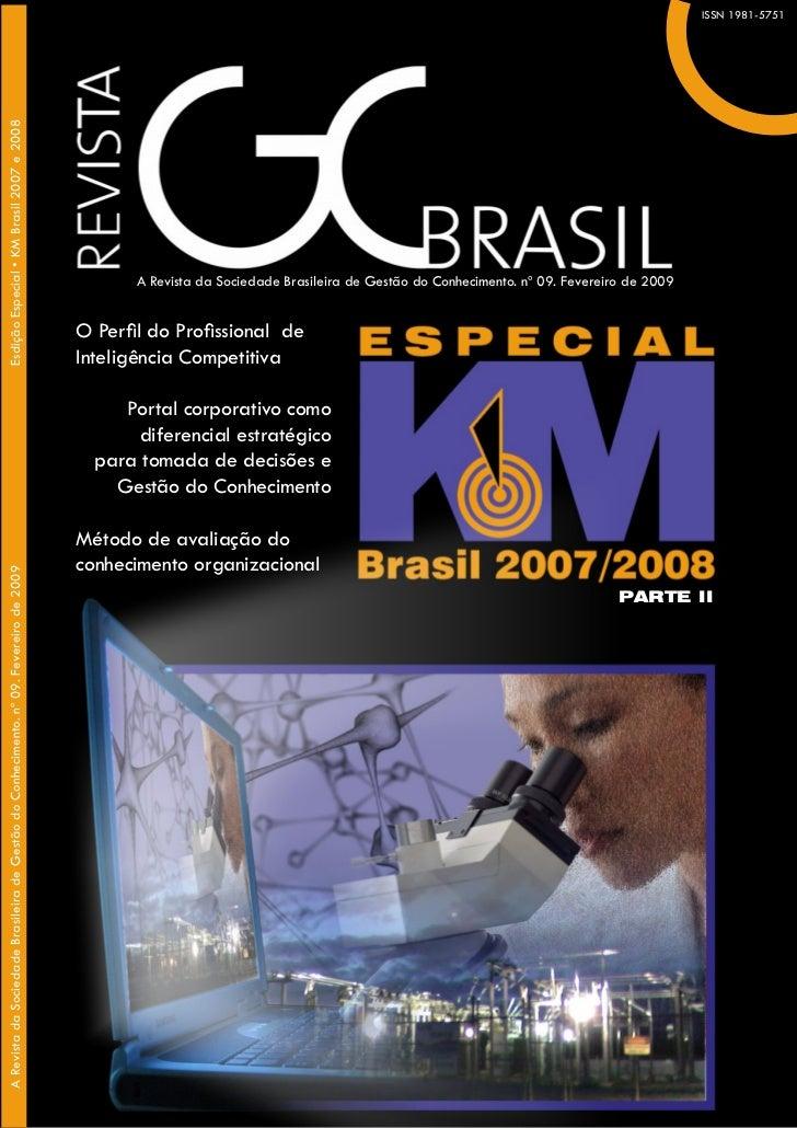 Edição Especial KM Brasil -Brasil 2007 e 2008    Esdição Especial • KM 2007                                               ...