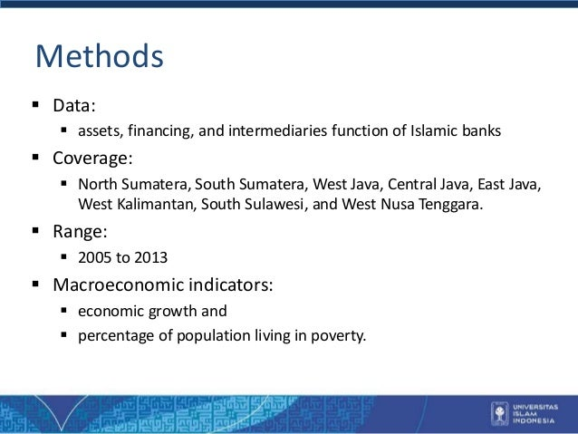 Islamic banks and local development in indonesia malvernweather Gallery