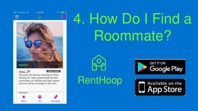 Roommate finder california
