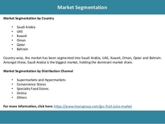 GCC Fruit Juice Market By Type, Flavour, Packaging, Trends, Growth, S…