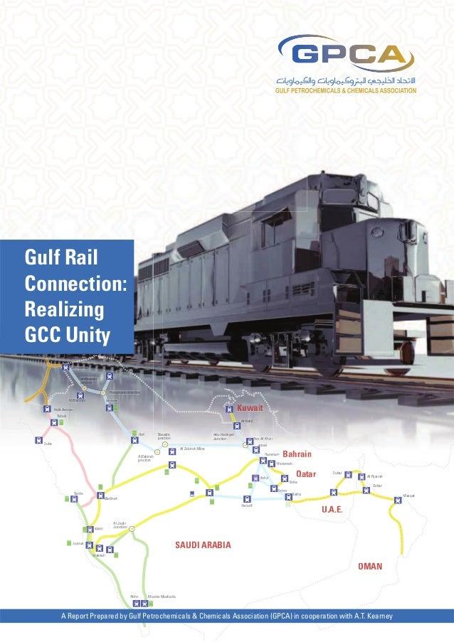 Gulf Rail Connection: Realizing GCC Unity Al Hadlt Al Hadltha adl d Al Jalam d Al Jalamid alamid al m alam lam Al Basayta ...