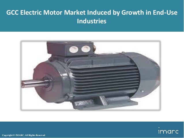 GCC Electric Motor Market Share, Size, Research Report and